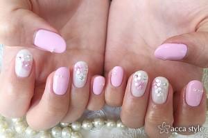 ☆ピンクネイル☆